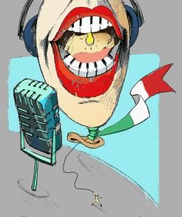 L'ugola illuminata urla tricolore e ascolta le gag de L'ITALIA CHIAMO', il radio show per italiani all'estero ma non solo