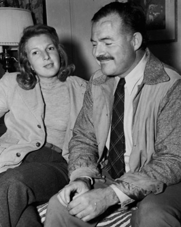 Hemingway_Gellhorn_1940