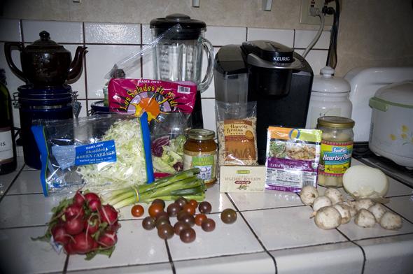 Quick Meal Ingredients
