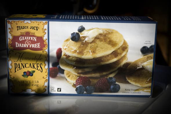 Trader Joe's Pancakes