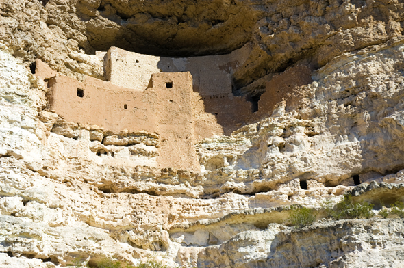 Cave Dwelling Near Sedona