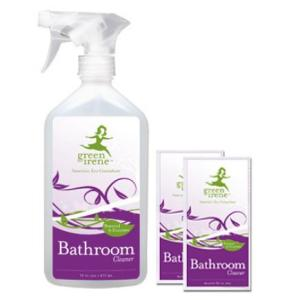 Green Irene Bathroom Cleaner