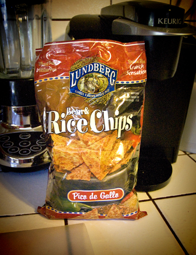 Rice Chips
