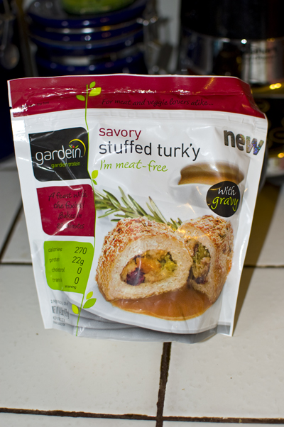Gardein Savory Stuffed Turkey