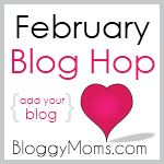 Bloggy Moms February Button