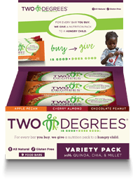 Two Degrees Variety Pack