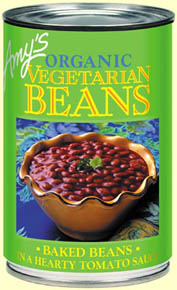 Amy's Organic Vegetarian Beans