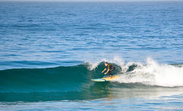 Jimi surfing Cerritos