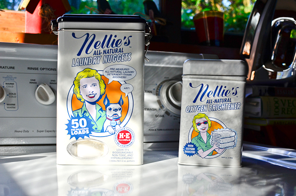 nellie's all-natural laundry