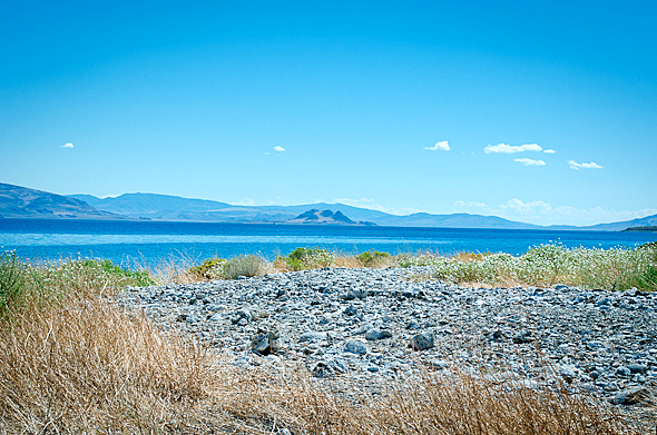 Pyramid Lake Paiute Tribe Reservation
