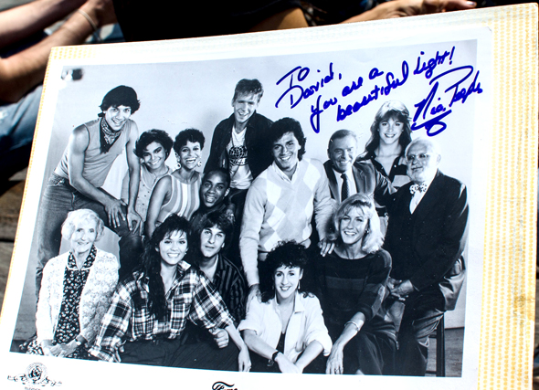 Cast of Fame Photo