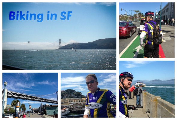 Biking San Francisco