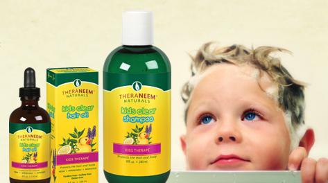 TheraNeem Kid Products
