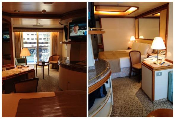 cruise mini suite