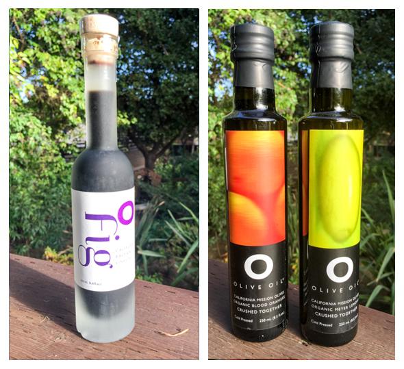 3 olive oils