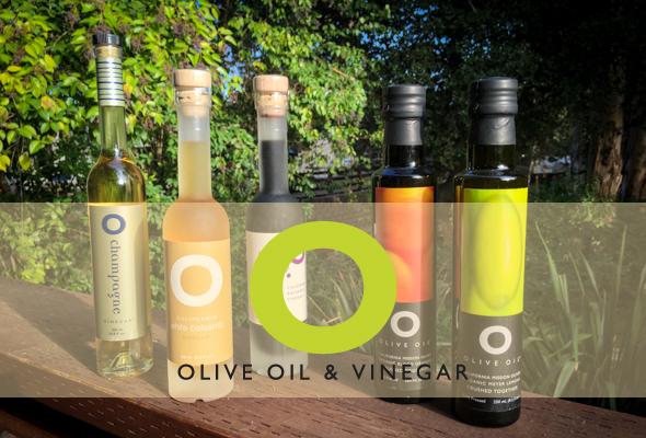O Olive Oil & Vinegar