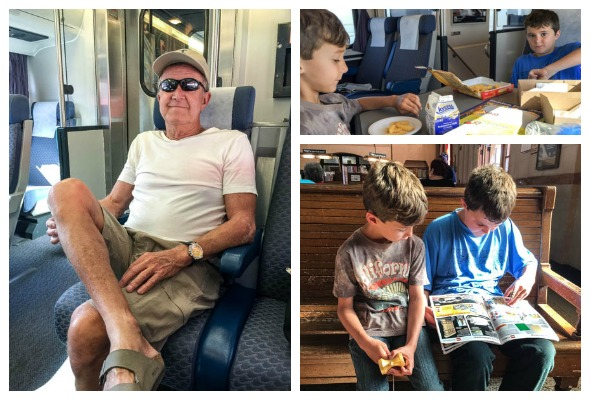 Sacramento Train Fun