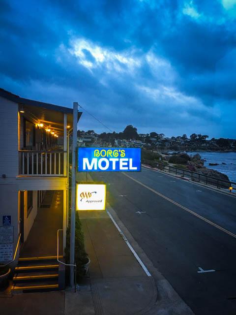 Borg's Motel
