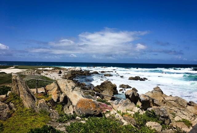 Monterey California Coastline view