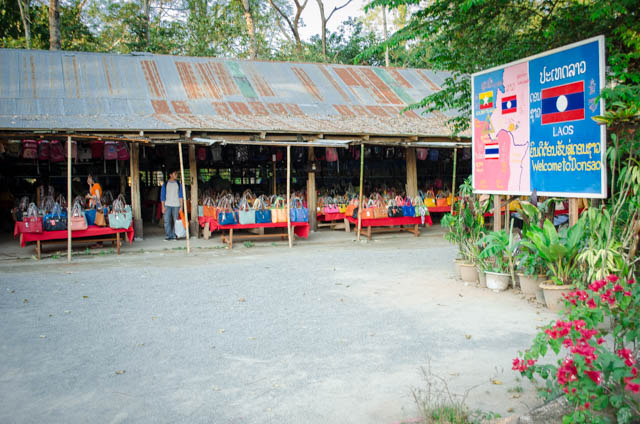 Laos Shopping
