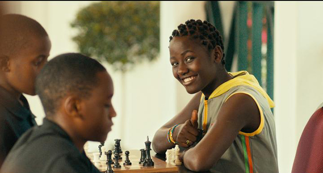Phiona in Queen of Katwe