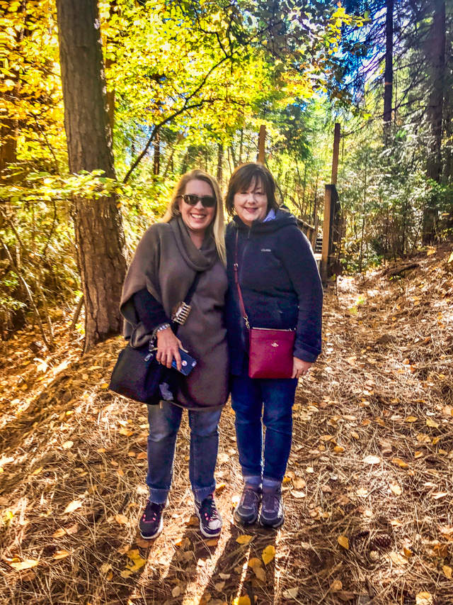 Lita and Janine
