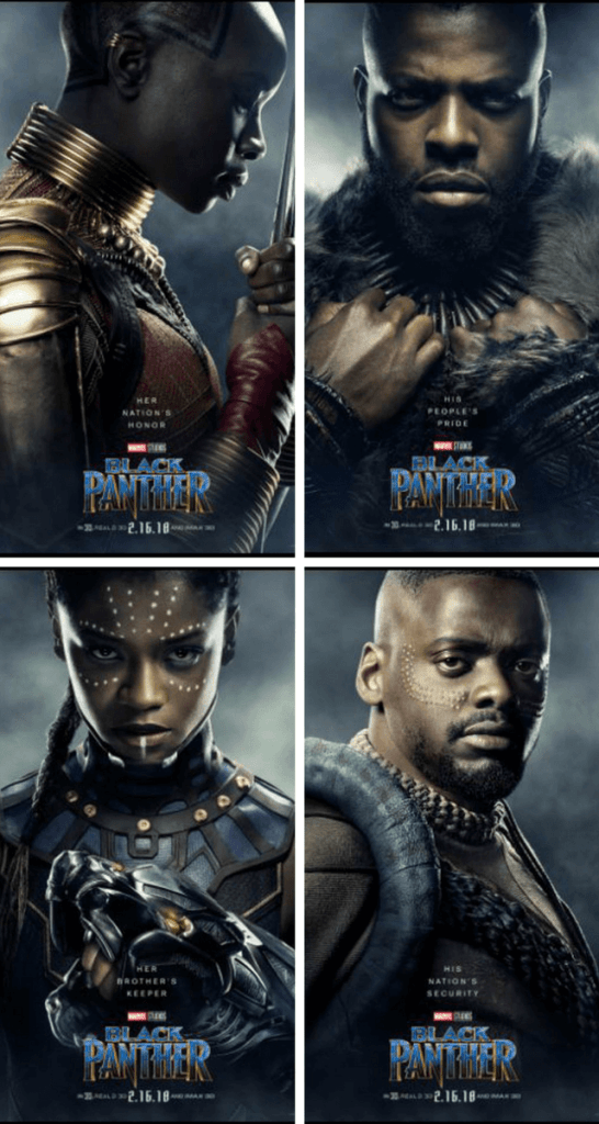 Black Panther actors1