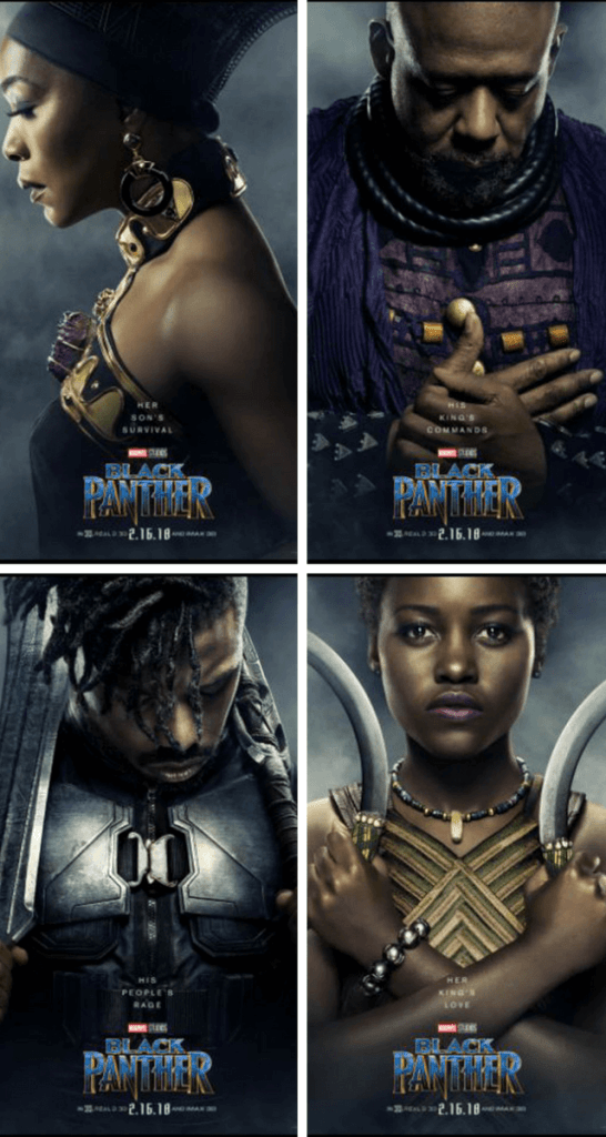 Black Panther actors2