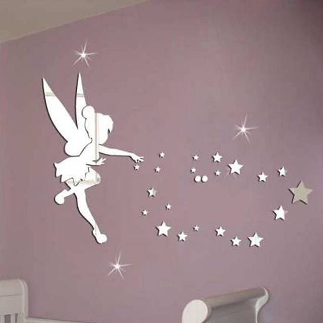 Ufengke® orsi cute baby e fiori ombrello adesivi murali, camera dei bambini vivai adesivi da parete removibili/stickers murali/decorazione murale. Wvcz8krqrdr5vm