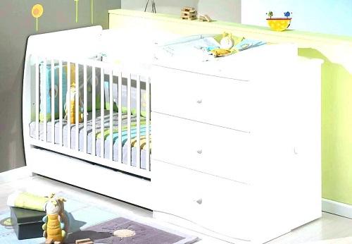 lit bebe et son matelas chez ikea