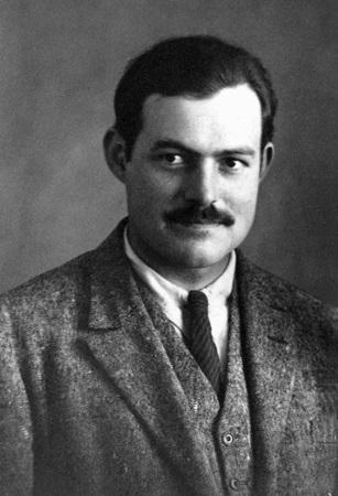 Ernest Hemingway ThingLink