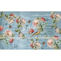 JAMMORY Floral Wallpaper Contemporary Wall Covering,Canvas ...