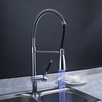 Sprinkle Kitchen Faucets , Transitional with Chrome ...