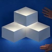 Geometric Wall Lights - Home Designs
