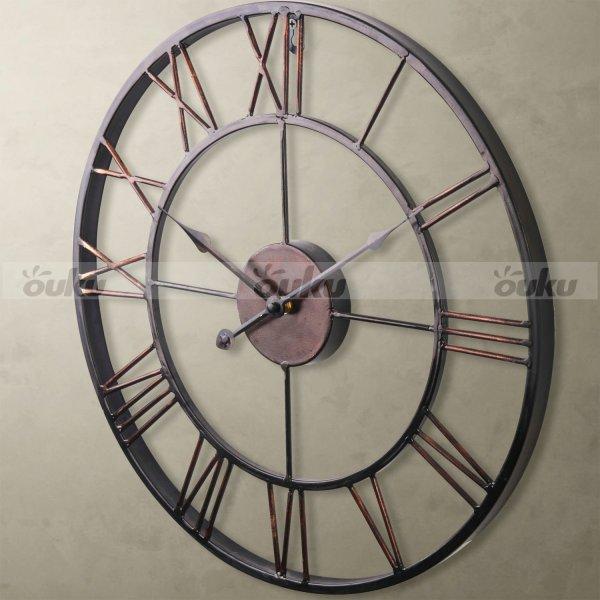 Extra Large Metal Wall Clocks
