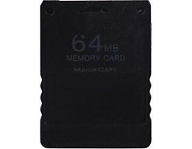 $64MB κάρτα μνήμης MagicGate για PS2