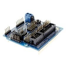 $συμβατή (για arduino) αισθητήρα ασπίδα v5.0 πλακέτα επέκτασης αισθητήρα