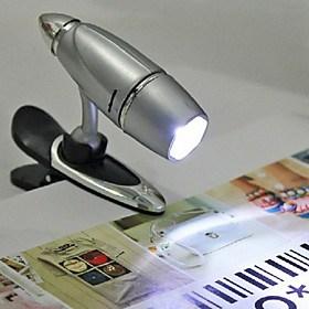 $Led Book Bullet Κρατήστε Φως