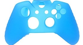 $Σιλικόνης δέρματος για XBOX 0NE Controller (Μπλε)