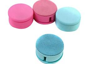 $Τηλέφωνο Candy Σχεδιασμός τηλέφωνο Screen Cleaner Πληγή-ακουστικών (Random Color)