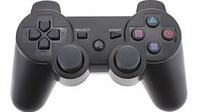$Ασύρματο χειριστήριο Bluetooth για το PS3 (Μαύρο)