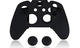 $Προστατευτική θήκη σιλικόνης για το Xbox Ένα Pad Ελέγχου (διάφορα χρώματα)