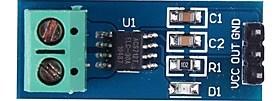 $Acs712 τρέχουσα μονάδα αισθητήρα εύρος 30α αίτηση (για Arduino)