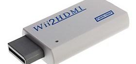 $HDMI Converter για Wii
