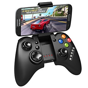 $ IPEGA PG-9021 Κλασικό Bluetooth V3.0 Χειριστήριο για iPhone/iPod/iPad/Samsung/HTC/MOTO Περισσότερα - Μαύρο