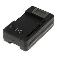 $yby-ss-5 lcd καθολική φορτιστή μπαταρίας για φωτογραφική μηχανή με έξοδο usb