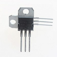 $L7805CV ρυθμιστή τάσης 5v / 1.5a to-220 (5pcs)