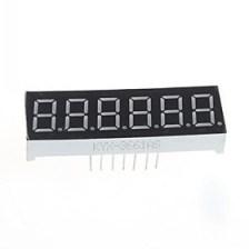 $συμβατό (για Arduino) 6-ψήφιο μονάδα οθόνης - 0.36in.