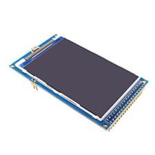 $3,2 ιντσών TFT ips 480 x 320 Χρώμα πλήρους γωνίας μονάδας LCD για Arduino mega2560