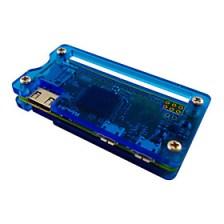 $ακρυλική θήκη για το Raspberry Pi μηδέν - Blac / διαφανή / μπλε